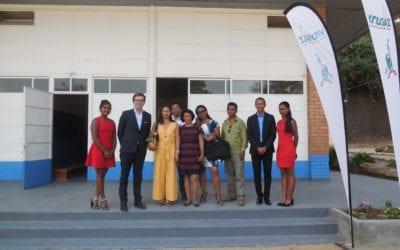 Renouvellement de la collaboration avec VITOGAZ pour une cantine scolaire saine non polluante