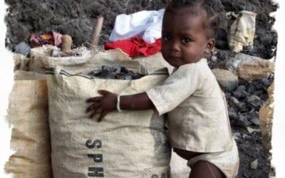 Enfants vivant dans les quartiers défavorisés