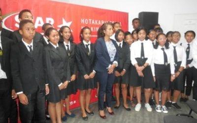 Renouvellement du partenariat avec la STAR au profit des jeunes malgaches