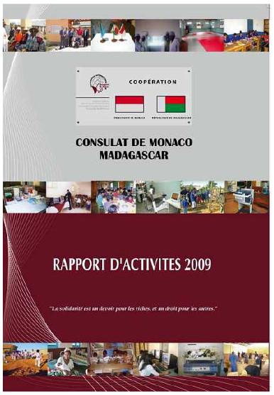 Rapport d'activités 2009 - GI