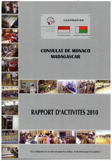 Rapport d'activités 2010 - GI