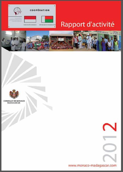 Rapport d'activités 2012 - GI