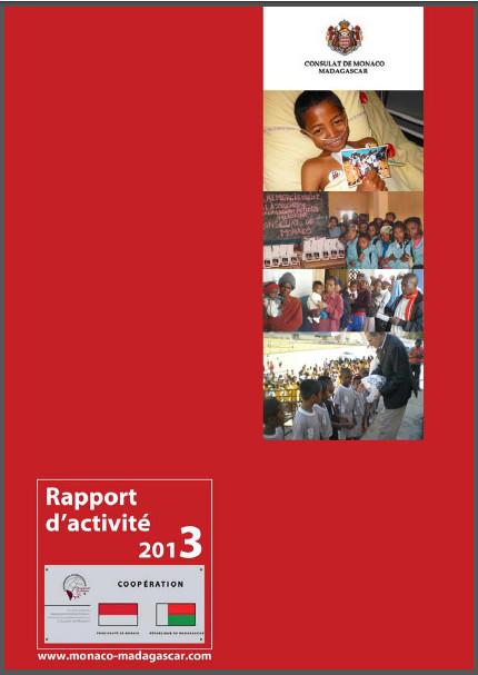 Rapport d'activités 2013 - GI