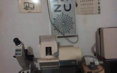 Donation de matériels pour équiper un cabinet d'ophtalmologie