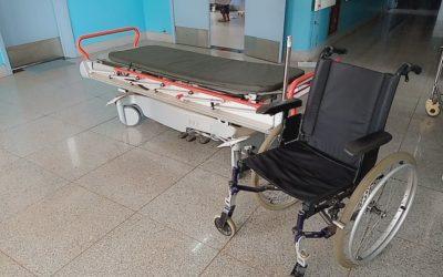 Deux hôpitaux universitaires équipés