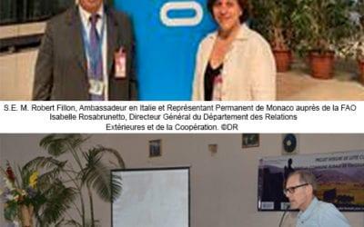 L'engagement de la Principauté et du Consulat de Monaco pour le recul de la faim dans le monde