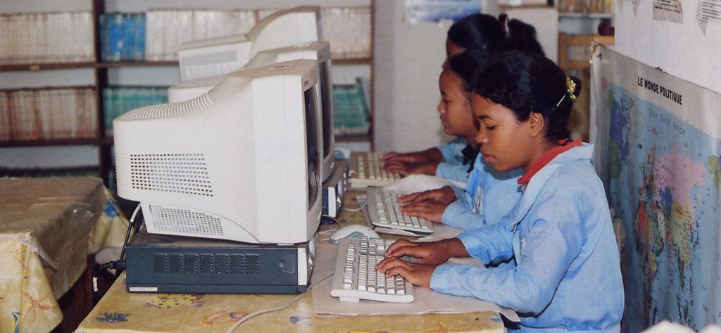 Dotation en matériels informatiques