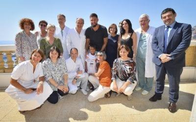 Olivier Giroud à Monaco pour le MCH