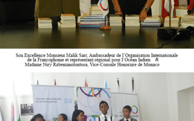 La journée internationale 2019 de la Francophonie à Madagascar : « En français… s'il vous plaît »