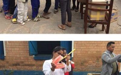 Lancement du projet d'hygiène bucco-dentaire dans quatre écoles de la capitale