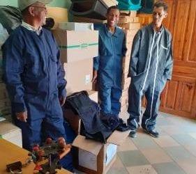 Remise de matériels et consommables médicaux au CHRD Manjakandriana