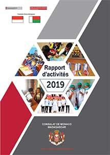 Rapport des activités 2019