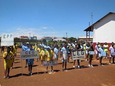 Soutien du Consulat de Monaco au sport scolaire