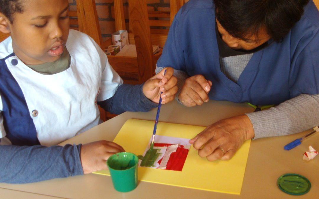 Le Consulat soutient financièrement deux associations défendant les droits des enfants handicapés