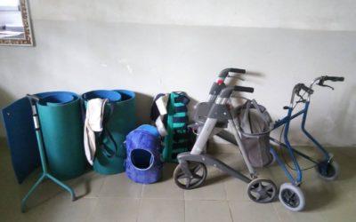 Le Consulat de Monaco approvisionne deux hôpitaux en matériels médicaux