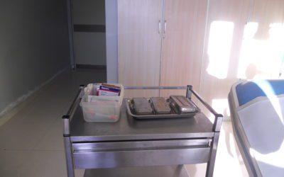 Le Consulat offre des lots de consommables et kits médicaux au CHU Toamasina Morafeno